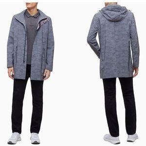 Men's Calvin Klein Reflective Raincoat